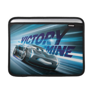 Cars 3 | Jackson Storm - Victory is Mine MacBook Sleeves