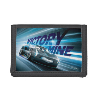 Cars 3 | Jackson Storm - Victory is Mine Trifold Wallets