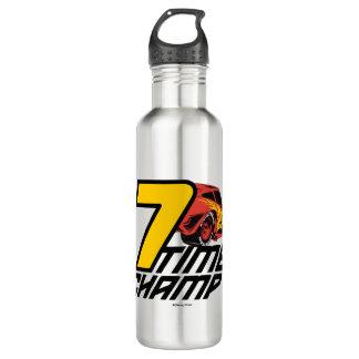 Cars 3 | Lightning McQueen - 7 Time Champ 710 Ml Water Bottle