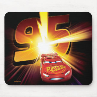 Cars 3 | Lightning McQueen 95 Mouse Pad