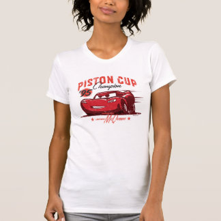 Cars 3 | Lightning McQueen - #95 Piston Cup Champ T-Shirt