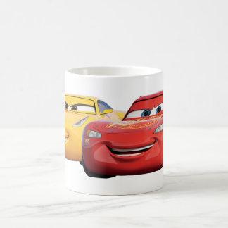 Cars 3   Lightning McQueen & Cruz Ramirez Magic Mug
