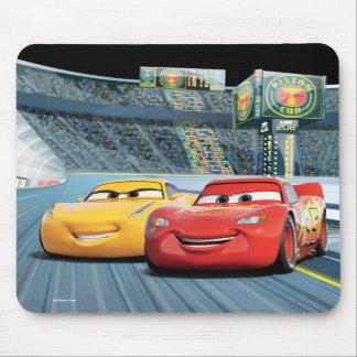 Cars 3 | Lightning McQueen & Cruz Ramirez Mouse Pad