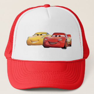 Cars 3 | Lightning McQueen & Cruz Ramirez Trucker Hat