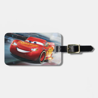 Cars 3 | Lightning McQueen - Full Throttle Luggage Tag