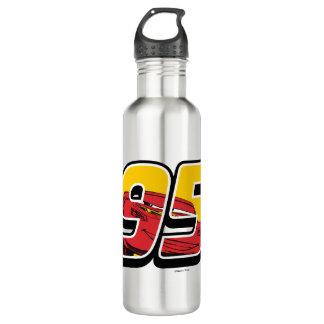 Cars 3   Lightning McQueen Go 95 710 Ml Water Bottle