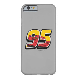 Cars 3   Lightning McQueen Go 95 Barely There iPhone 6 Case