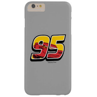 Cars 3 | Lightning McQueen Go 95 Barely There iPhone 6 Plus Case