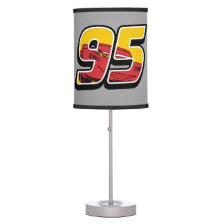 Cars 3 | Lightning McQueen Go 95 Desk Lamps