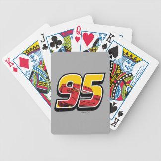 Cars 3 | Lightning McQueen Go 95 Poker Deck