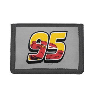 Cars 3 | Lightning McQueen Go 95 Tri-fold Wallet