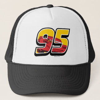 Cars 3 | Lightning McQueen Go 95 Trucker Hat