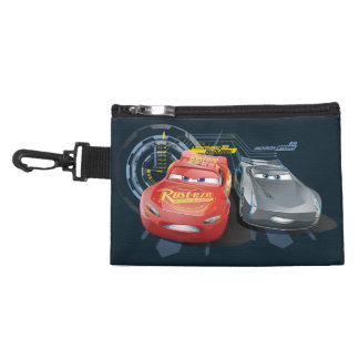 Cars 3 | Lightning McQueen & Jackson Storm Accessory Bag