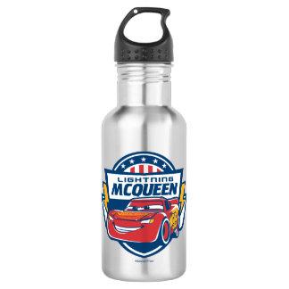 Cars 3 | Lightning McQueen - Lightning Fast 532 Ml Water Bottle