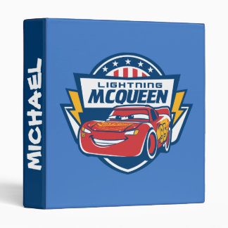 Cars 3 | Lightning McQueen - Lightning Fast Binders