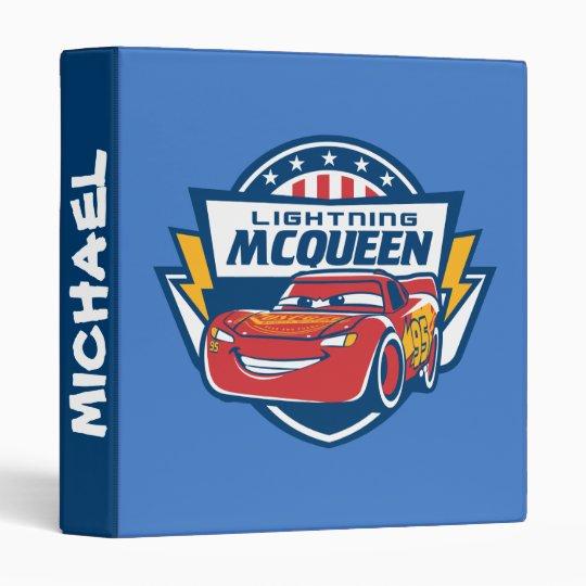 Cars 3 | Lightning McQueen - Lightning Fast Binders