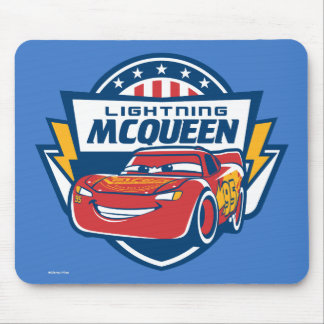 Cars 3 | Lightning McQueen - Lightning Fast Mouse Pad