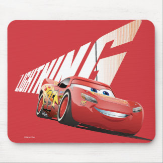 Cars 3 | Lightning McQueen - Lightning Mouse Pad