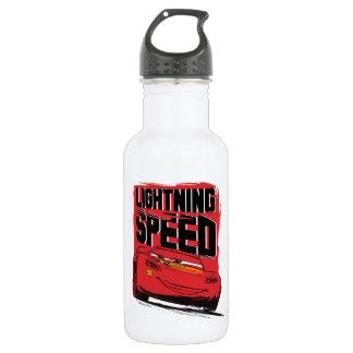 Cars 3   Lightning McQueen - Lightning Speed 532 Ml Water Bottle