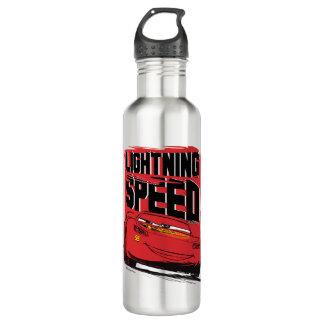 Cars 3   Lightning McQueen - Lightning Speed 710 Ml Water Bottle