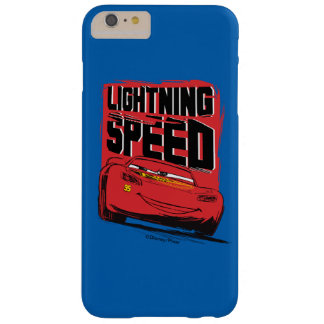 Cars 3 | Lightning McQueen - Lightning Speed Barely There iPhone 6 Plus Case