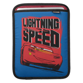 Cars 3 | Lightning McQueen - Lightning Speed iPad Sleeve
