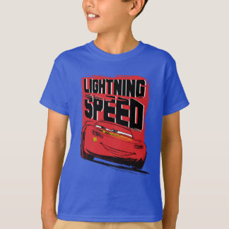 Cars 3 | Lightning McQueen - Lightning Speed T-Shirt