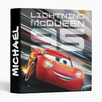 Cars 3 | Lightning McQueen - Pack Leader 3 Ring Binders