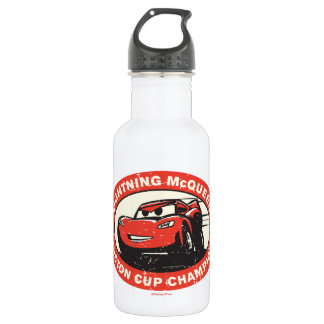 Cars 3 | Lightning McQueen - Piston Cup Chamion 532 Ml Water Bottle