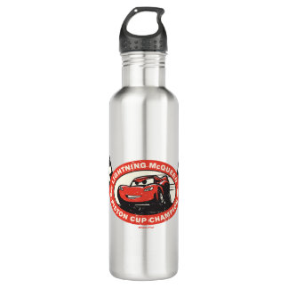 Cars 3   Lightning McQueen - Piston Cup Chamion 710 Ml Water Bottle