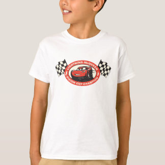 Cars 3 | Lightning McQueen - Piston Cup Chamion T-Shirt