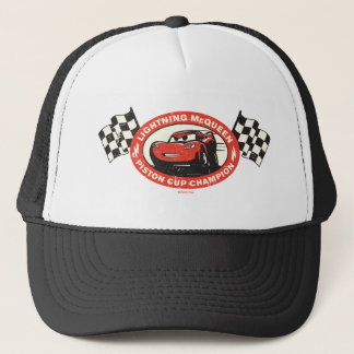 Cars 3 | Lightning McQueen - Piston Cup Chamion Trucker Hat