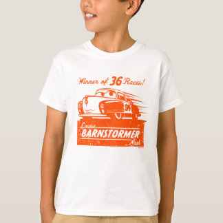 Cars 3 | Louise Barnstormer Nash - 36 Races T-Shirt