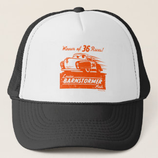 Cars 3 | Louise Barnstormer Nash - 36 Races Trucker Hat