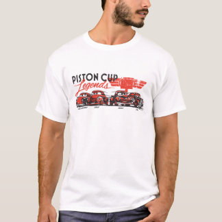 Cars 3 | Piston Cup Legends T-Shirt