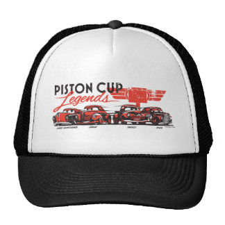 Cars 3 | Piston Cup Legends Trucker Hat