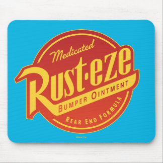 Cars 3 | Rust-eze Logo Mouse Pad