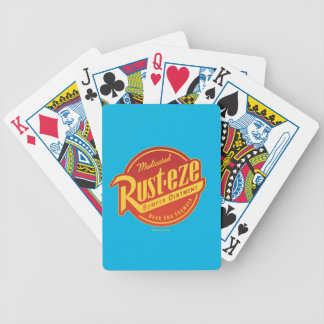 Cars 3 | Rust-eze Logo Poker Deck