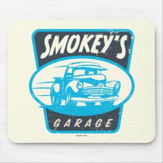 Cars 3 | Smokey's Garage Mouse Pad