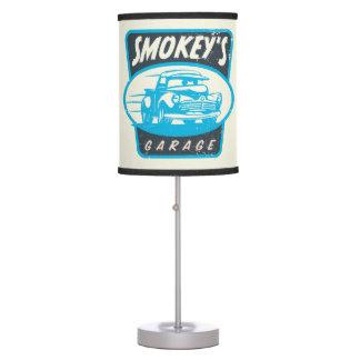 Cars 3 | Smokey's Garage Table Lamp