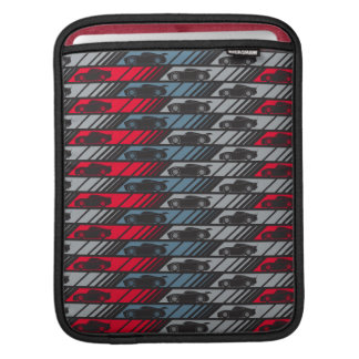 Cars 3 | Speeding Ahead Pattern iPad Sleeve