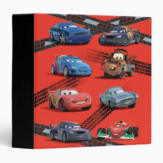 Cars 3 Ring Binders