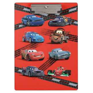 Cars Clipboards