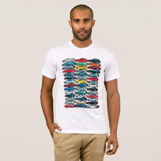 Cars design t-shirt