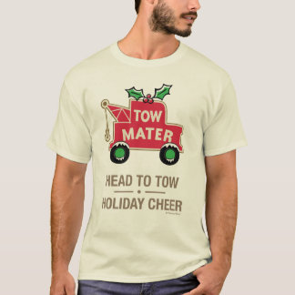 Cars | Head To Tow Holiday Cheer T-Shirt