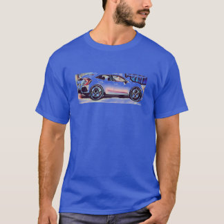 cars in charge 2 T-Shirt
