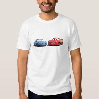 Cars Lighting McQueen and Sally Disney T-shirt
