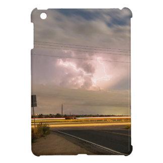 Cars_Lightning_Lines iPad Mini Cover