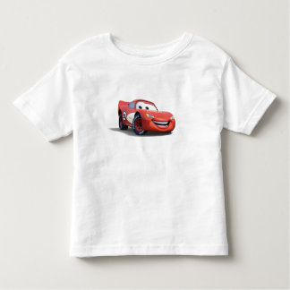 Cars Lightning McQueen Disney Toddler T-shirt