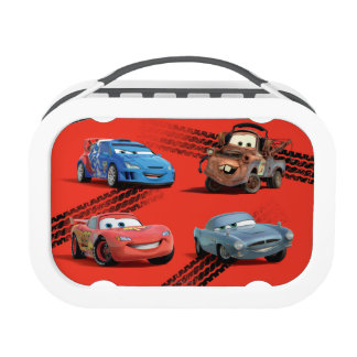 Cars Lunch Box